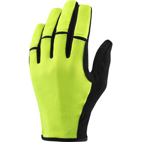 Mavic Essential Thermo Gloves safety yellow